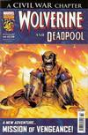 Cover for Wolverine and Deadpool (Panini UK, 2004 series) #160