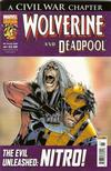 Cover for Wolverine and Deadpool (Panini UK, 2004 series) #161