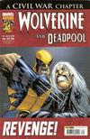 Cover for Wolverine and Deadpool (Panini UK, 2004 series) #162