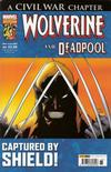 Cover for Wolverine and Deadpool (Panini UK, 2004 series) #165