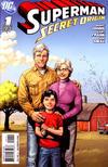 Cover for Superman: Secret Origin (DC, 2009 series) #1 [Gary Frank Kents Cover]