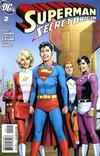 Cover for Superman: Secret Origin (DC, 2009 series) #2 [Gary Frank Legion Founders Cover]
