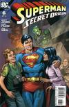 Cover Thumbnail for Superman: Secret Origin (2009 series) #6 [Gary Frank Superman & Friends Cover]