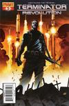 Cover for Terminator: Revolution (Dynamite Entertainment, 2008 series) #5