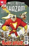 Cover for Billy Batson & the Magic of Shazam! (DC, 2008 series) #5