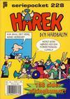 Cover for Serie-pocket (Hjemmet / Egmont, 1998 series) #228