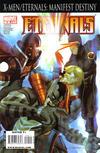 Cover for Eternals (Marvel, 2008 series) #9