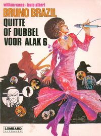 Cover Thumbnail for Bruno Brazil (Le Lombard, 1969 series) #9