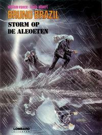 Cover Thumbnail for Bruno Brazil (Le Lombard, 1969 series) #8 - Storm op de Aleoeten