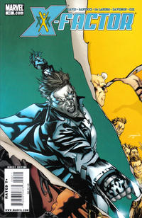 Cover Thumbnail for X-Factor (Marvel, 2006 series) #45