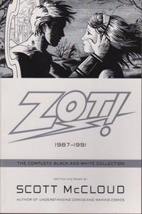 Cover Thumbnail for Zot! (HarperCollins, 2008 series)