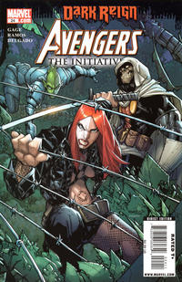 Cover Thumbnail for Avengers: The Initiative (Marvel, 2007 series) #24