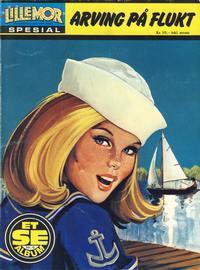 Cover Thumbnail for Et Se-album (Serieforlaget / Se-Bladene / Stabenfeldt, 1977 series) #6 - Lillemor spesial - Arving på flukt