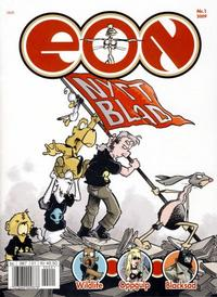Cover Thumbnail for Eon (Hjemmet / Egmont, 2009 series) #1/2009
