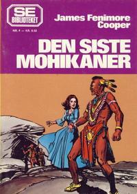 Cover Thumbnail for Se-biblioteket (Serieforlaget / Se-Bladene / Stabenfeldt, 1978 series) #4