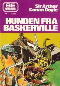 Cover Thumbnail for Se-biblioteket (Serieforlaget / Se-Bladene / Stabenfeldt, 1978 series) #7