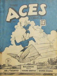 Cover Thumbnail for Three Aces Comics (Anglo-American Publishing Company Limited, 1941 series) #v2#6 [18]