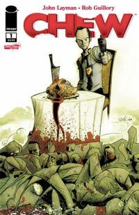 Cover Thumbnail for Chew (Image, 2009 series) #1 [First Printing]