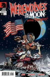 Cover Thumbnail for Werewolves on the Moon: Versus Vampires (Dark Horse, 2009 series) #1