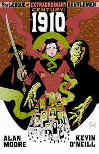 Cover Thumbnail for The League of Extraordinary Gentlemen Century (Top Shelf Productions / Knockabout Comics, 2009 series) #1 - 1910