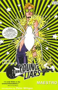 Cover Thumbnail for Young Liars: Maestro (DC, 2009 series)