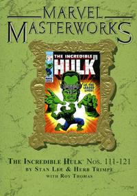 Cover Thumbnail for Marvel Masterworks: The Incredible Hulk (Marvel, 2003 series) #5 (115) [Limited Variant Edition]