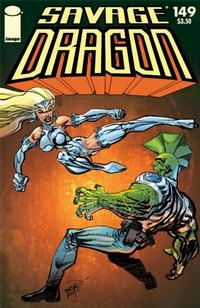 Cover Thumbnail for Savage Dragon (Image, 1993 series) #149