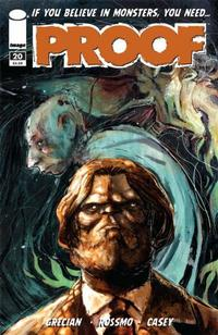 Cover Thumbnail for Proof (Image, 2007 series) #20