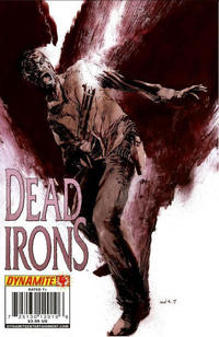 Cover Thumbnail for Dead Irons (Dynamite Entertainment, 2009 series) #4