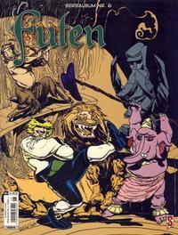 Cover Thumbnail for Seriealbum (Seriehuset AS, 2004 series) #6 - Futen