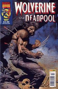 Cover Thumbnail for Wolverine and Deadpool (Panini UK, 2004 series) #107