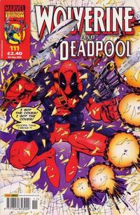 Cover Thumbnail for Wolverine and Deadpool (Panini UK, 2004 series) #111
