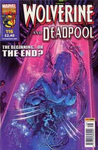 Cover Thumbnail for Wolverine and Deadpool (Panini UK, 2004 series) #116