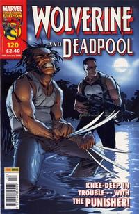 Cover Thumbnail for Wolverine and Deadpool (Panini UK, 2004 series) #120
