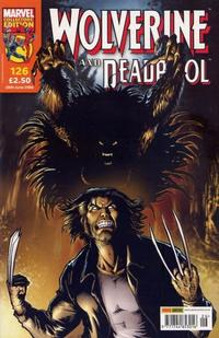 Cover Thumbnail for Wolverine and Deadpool (Panini UK, 2004 series) #126
