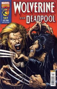 Cover Thumbnail for Wolverine and Deadpool (Panini UK, 2004 series) #127