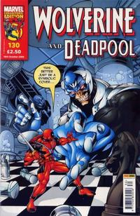 Cover Thumbnail for Wolverine and Deadpool (Panini UK, 2004 series) #130