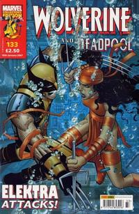 Cover Thumbnail for Wolverine and Deadpool (Panini UK, 2004 series) #133