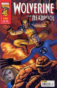 Cover Thumbnail for Wolverine and Deadpool (Panini UK, 2004 series) #134