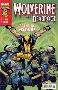 Cover Thumbnail for Wolverine and Deadpool (Panini UK, 2004 series) #135