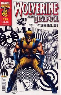Cover Thumbnail for Wolverine and Deadpool (Panini UK, 2004 series) #139