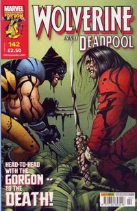 Cover Thumbnail for Wolverine and Deadpool (Panini UK, 2004 series) #142