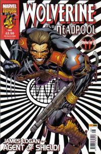 Cover Thumbnail for Wolverine and Deadpool (Panini UK, 2004 series) #148