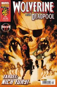 Cover Thumbnail for Wolverine and Deadpool (Panini UK, 2004 series) #149