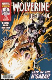 Cover Thumbnail for Wolverine and Deadpool (Panini UK, 2004 series) #150