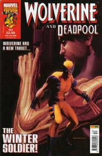Cover for Wolverine and Deadpool (Panini UK, 2004 series) #152