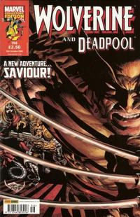 Cover Thumbnail for Wolverine and Deadpool (Panini UK, 2004 series) #156