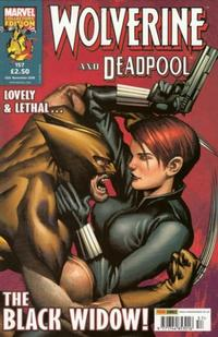 Cover Thumbnail for Wolverine and Deadpool (Panini UK, 2004 series) #157