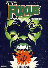 Cover Thumbnail for Seriefokus (Semic, 1980 series) #2/1980