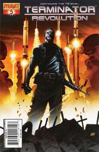 Cover Thumbnail for Terminator: Revolution (Dynamite Entertainment, 2008 series) #5